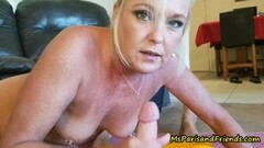 MILFY Mommy Teaches Toys and Taboo with Ms Paris Rose Thumb