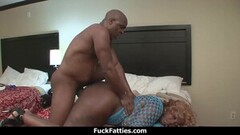 Huge BBW Chick Gets A Well Deserved Big Black Cock Thumb