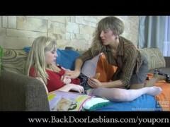 Lesbian anal sex Thumb