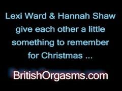 Santas vibing each other to real orgasms Thumb