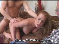 Hot Redhead Submissive To New Cock Thumb