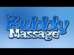Pornstar Giving Bubbly Massage Thumb