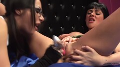 Kinky Japanese hottie with big tits gets groped and fingered Thumb