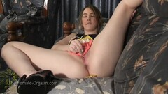Her Sweet Pulsating Orgasms - Katie K And 19 Years Old Thumb