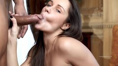 Hot Smoking Chicks Drink Sperm Out Of Pulsating Dicks Thumb