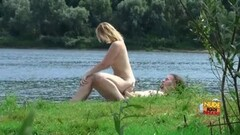 Under the sun with REAL amateurs caught on cam Thumb