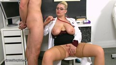 Incredible Porn Clip Milf Hot Like In Your Dreams With Sperm Hospital And Alexa Bold Thumb