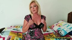 Sexy Mommy Is Glad to Get You Off Thumb