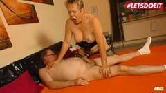 Sexy Hard Sex With Mature German Newbie Thumb