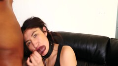 Anal Whore Gets Double Anal Creampie By Black Dude!!! - Kitty Jaguar Thumb