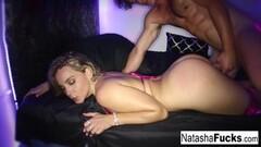 Natasha rides Robby's thick cock Thumb