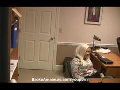Amateur girl blowjob audition video Thumb
