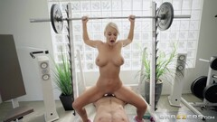 Charles Dera In Sporty Milf With Big Tits Wants To Be Fucked Hard And Rough Thumb