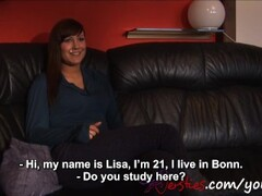 Lisa wird verführt Thumb