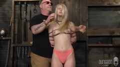 Lily Rader In Cant Avoid Her Bdsm Punishment Thumb