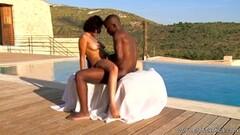 African couples sensual fuck Thumb