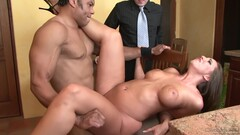 The Wife Shows The Husband How Real Man Fuck Thumb