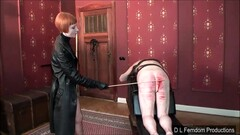 Mistress And Very Old Male Slave Thumb