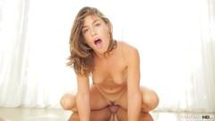 Passionate Sex With Hot Cute Flexible Teen Girl - Julia Roca Thumb
