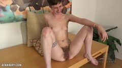 PASSION-HD Valentines day stairway kinky intimate fuck Thumb