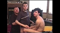 Frisky Cock and Ass Licking Sex Orgy Thumb