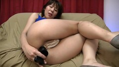 Japanese Anal Solo Thumb