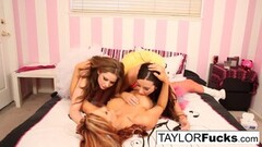 Taylor Emily and Jayden have some lesbian fun Thumb