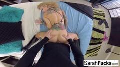 Tattooed Stripper Sarah Jessie gets fucked Thumb