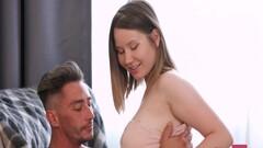 Hot Babysitter Makes Boss Cum Inside Thumb