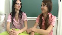 Mature Lesbian With Amanda & Dinara Thumb