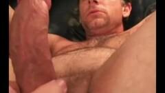 Mature Amateur Mark Jacking Off His Hard Cock Thumb