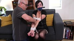 Exciting Dark Hair Girl Babe Sucks And - Dixie Comet Thumb