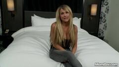 SCAMBISTI MATURI - Hot fuck with busty mature Italian Thumb
