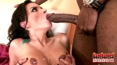 Jailbird gets to fuck sweet brunette Thumb