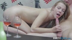 Sensual wife loves hard cock Thumb