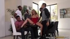 Sensual Nina Devil masturbating Thumb