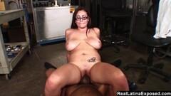 Babe Jade Jantzen first double penetration Thumb