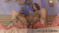 I Let The Old Man Creampie My Tight Pussyhole Thumb